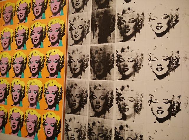 Pop-artová ikona Andy Warhol