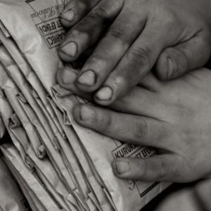 Ruky ako prostriedok výroby