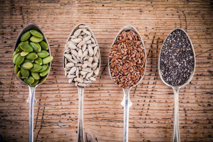 Semienka prospešné nášmu zdraviu
