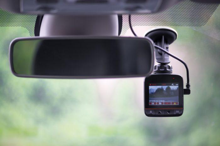Kamery do auta neslúžia len na snímanie diania na ceste
