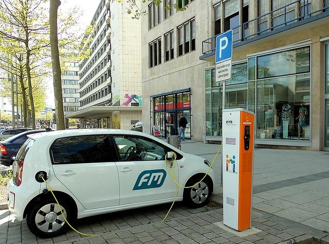 Autá na elektrický pohon