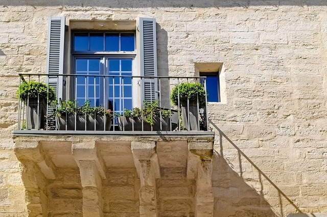 S balkónom sa žije ľahšie