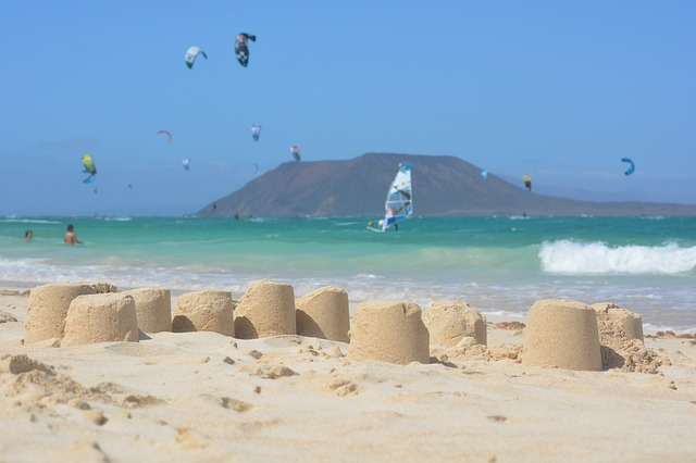 Ostrov Fuerteventura láka húfy turistov