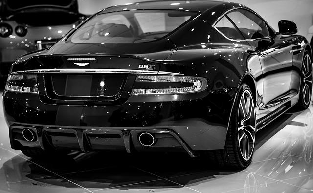 Legendárna značka Aston Martin