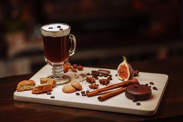 Recept na írsku kávu