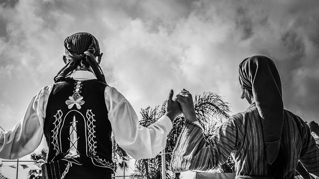 Folklórne zvyky a tradície na jar