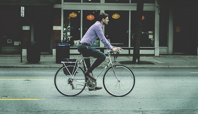 Výhody bicyklovania